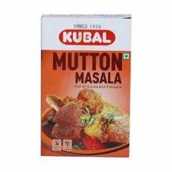 Kubal Mutton Masala, Packaging Type: Box