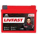 Livfast 3 Ah Bike Battery