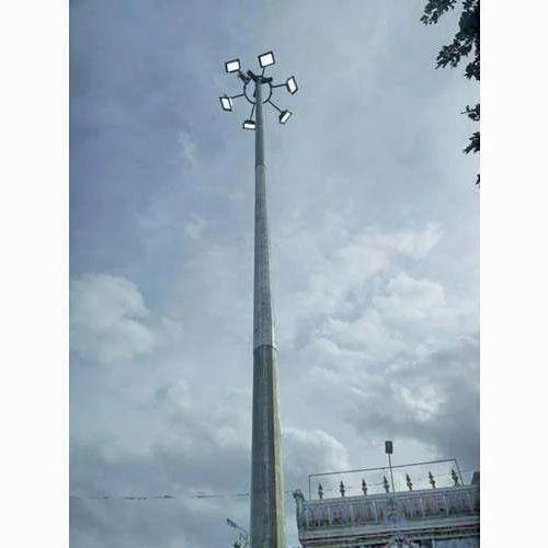 Polygon Lighting Pole