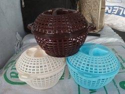 Multicolor Plastic Khushi Basket, Size/Dimension: Multiple, 20 Gm