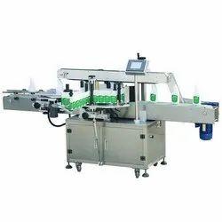 Automatic Bottle Labelling Machine