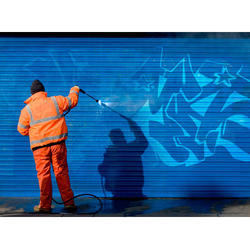 Anti Graffiti PU Coating