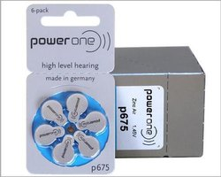 Lithium Power One Batteries, Cell Size: AA