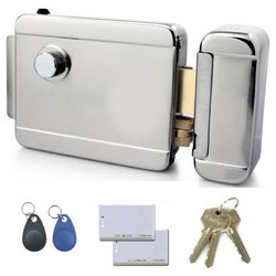 VDP Door Lock, Nickel