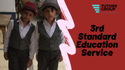 3rd Standard Education Service In Pan India