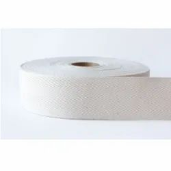 White Plain Cotton Tape, for Hospital, Packaging Type: Roll