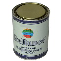 Reliance Super Fine Aluminium Paint, Packaging: 1-20 Litre