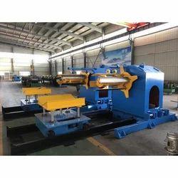 5 Ton Hydraulic Decoiler with Car