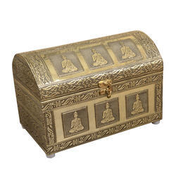 Shivalay Exports Wooden Handicraft Handmade High Quality Decorative Storage Box