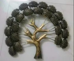 Tree Shape Metal Handicraft