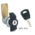 Great Product Industries Drawer Cam Lock, Chrome