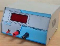 Digital Portable Meter