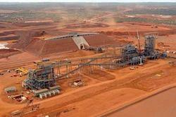 Iron Ore Mining Service
