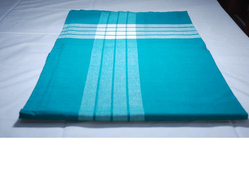 Cotton, Polyester Blend , Hospital Bed Sheets, Size: 36