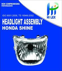 Hilex Honda Shine Head Light Assembly