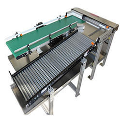 Automatic Belt Conveyor System