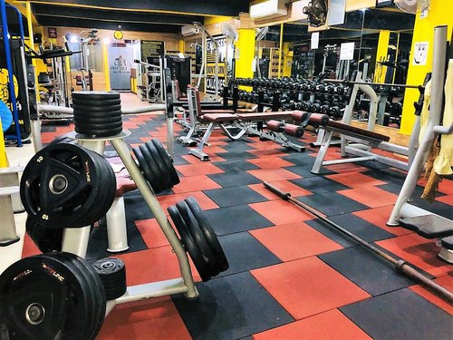 Gym Flooring Rubber