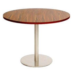 Cube Round Cafeteria Table, Seating Capacity: 4 Person