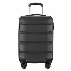 Grey Luggage Trolley Bag