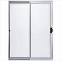 Grey Upvc Sliding Door