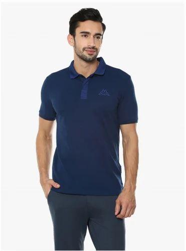 79e16f2a8 Men Medium KAPPA Sporty Polo Neck Tee Mens T-Shirts