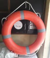 Round Rubber Lifebuoy