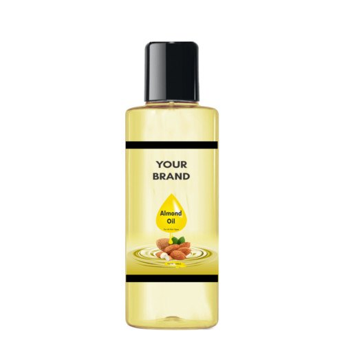 Almond & Amla Hair Oil, Liquid