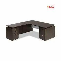 L Shape Office Table