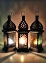 Candle Clear Lantern