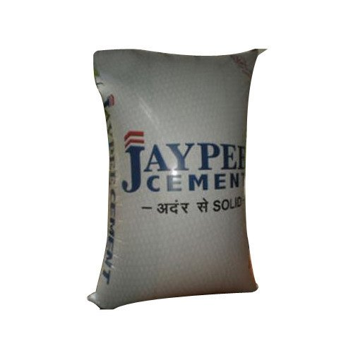 OPC (Ordinary Portland Cement) Jaypee Cement, Cement Grade: Grade 43, Packaging Type: PP Sack Bag