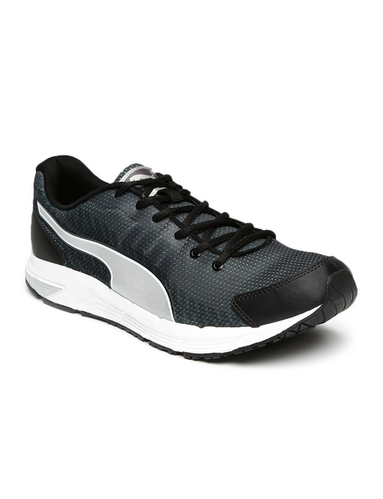 cae9fef755 Grey Men Puma Mens Sequence V2 IDP H2T Running Shoes