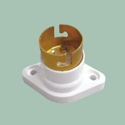 B'Five White Burfi Holder, for Electrical Fitting, Packaging Type: Box