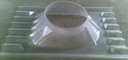 Turbo Ventilator Base Plate