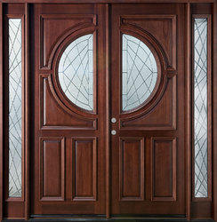 Designer Wooden Door - Decorative Wooden Door Manufacturers ...