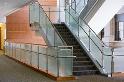 Cable Stainless Steel Glass Railing