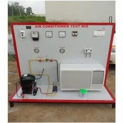 Circulating Air Conditioning Test Rig