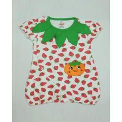 Cotton Infant Romper