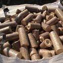 Biomass Fuel Briquette
