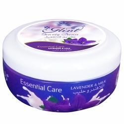 Essential Care Lavender & Milk Glint Beauty Cream, Pack Size: 125g, for Parlour