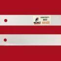 Robin White High Gloss Edge Band Tape