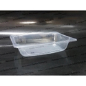 Plastic Plain Salad Tray