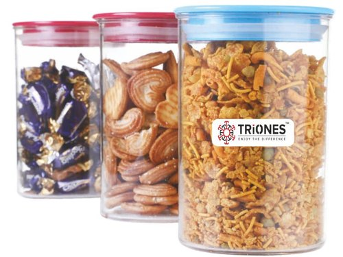 Triones Air Tit Storage Container 3 Pc Set