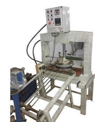 Fully Automatic Paper Thali Nasta Dona Making Machine