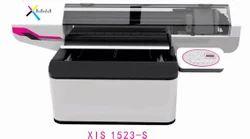 Inkjet Uv Plastic Bottle Printer Supplier in India, Printer Weight: 150kg, Model/Type: 1523