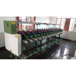 12 Spindle Cone Winding Machine