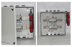 Control Panel Electrical Enclosures Quick Response System, Capacity (Litre): 4.5, 100