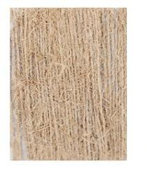 Mill Spun Banana Fibre Yarn 1mm