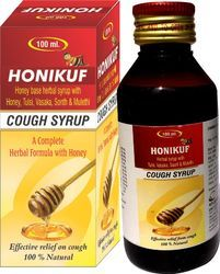 Honey Base Herbal Syrup