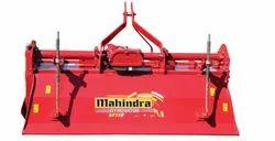 Mahindra Gyrovator ZLX 185, 6 feet Rotavator, 54 Blades