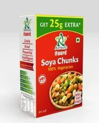 Aidworld Soya Chuck, Packaging Size: 200 Grams